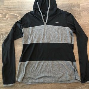 Nike Womens running top - Size Large